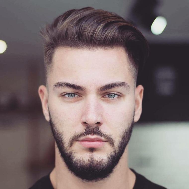 peinados hombre y consejos sobre el cuidado del cabello