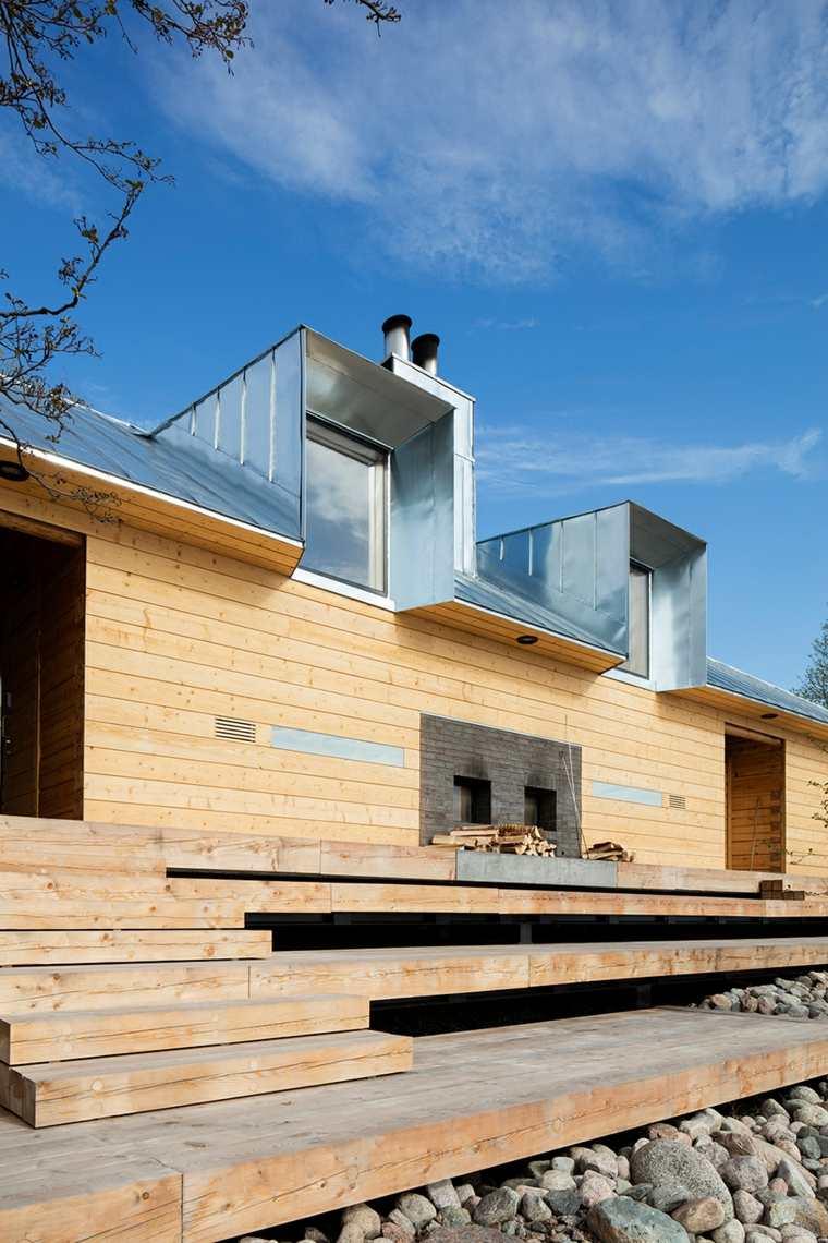 sauna integrada ambiente espacial