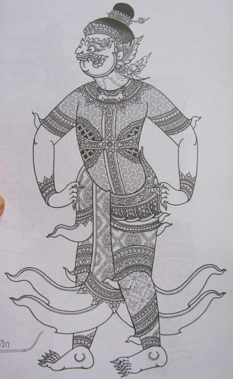 tatuaje-original-guerrero-tailandes-idea