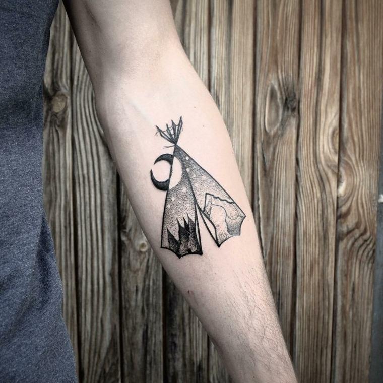 tatuajes brazo originales