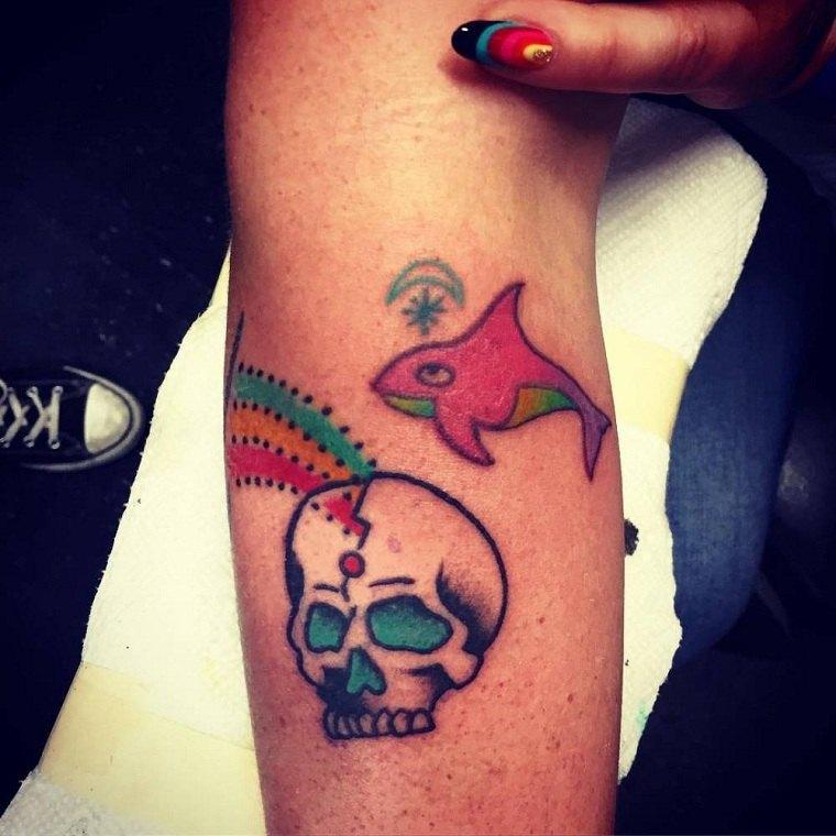 tatuajes de famosos-cantante-kesha