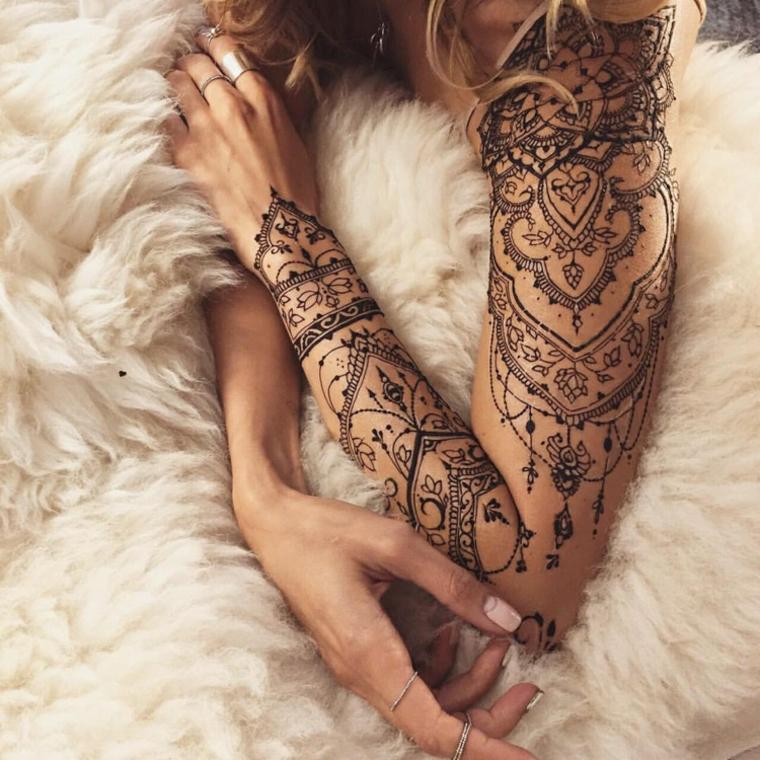 Tatuajes De Henna Todo Lo Que Tenemos Que Saber Sobre Ellos