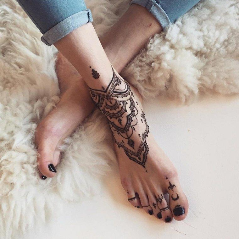 Tatuajes De Henna, Todo Lo Que Tenemos Que Saber Sobre Ellos-1323