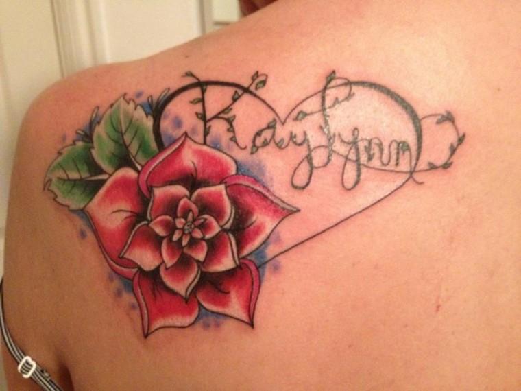 Tatuajes De Nombres Diseños Para Hombres Y Mujeres