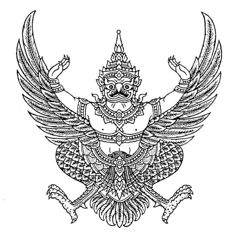 tatuajes-emblema-nacional-tailandesa-garuda