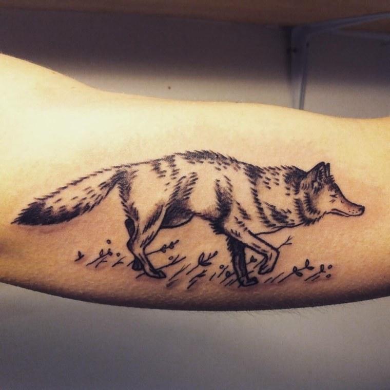 tatuajes en brazo