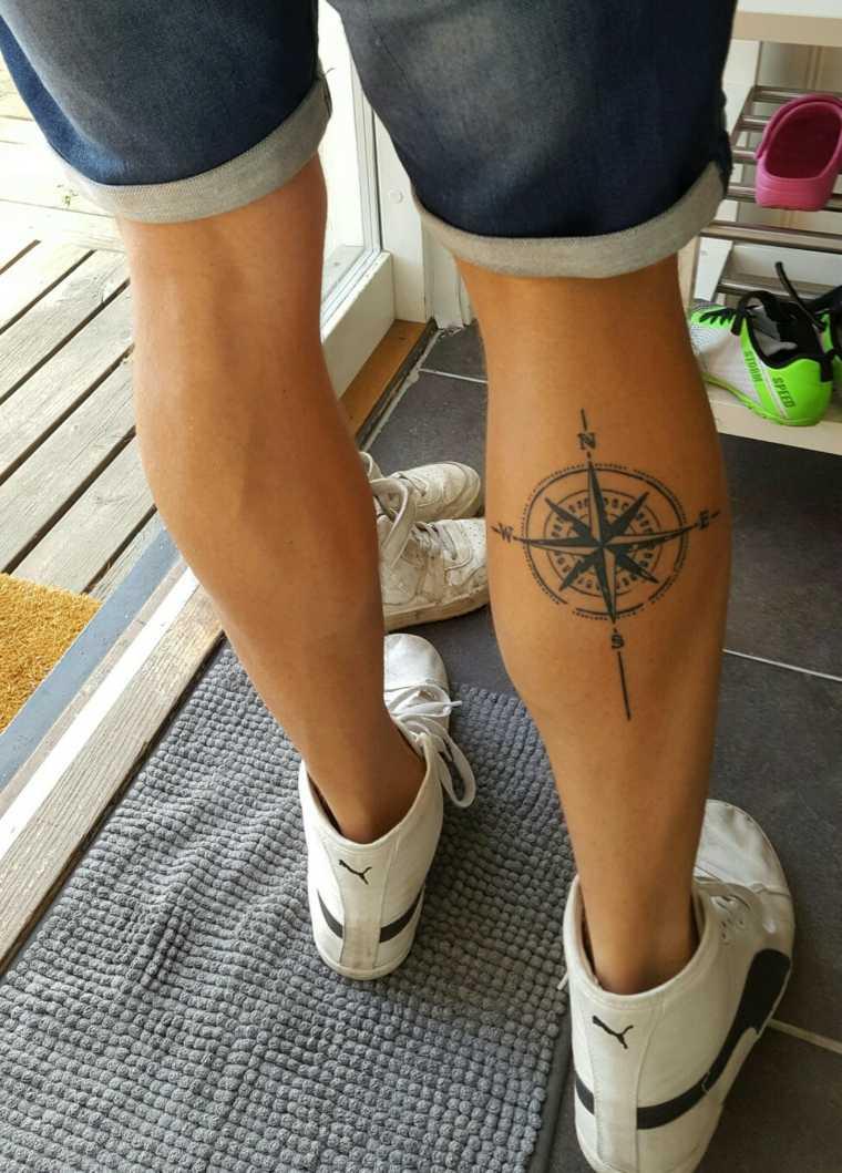 Tatuajes En Pierna Tatuajes Para Hombres Imagenes Y Diseños