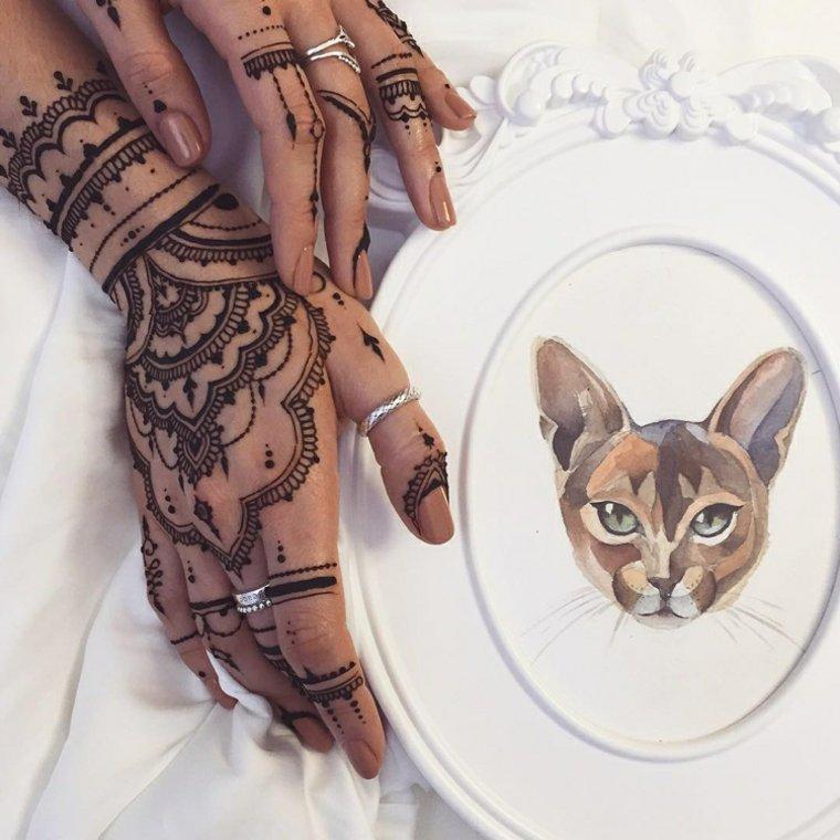 tatuajes de henna todo lo que tenemos que saber sobre ellos. Black Bedroom Furniture Sets. Home Design Ideas