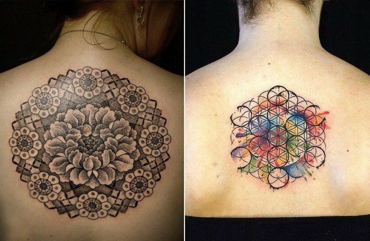 tatuajes con Mandala