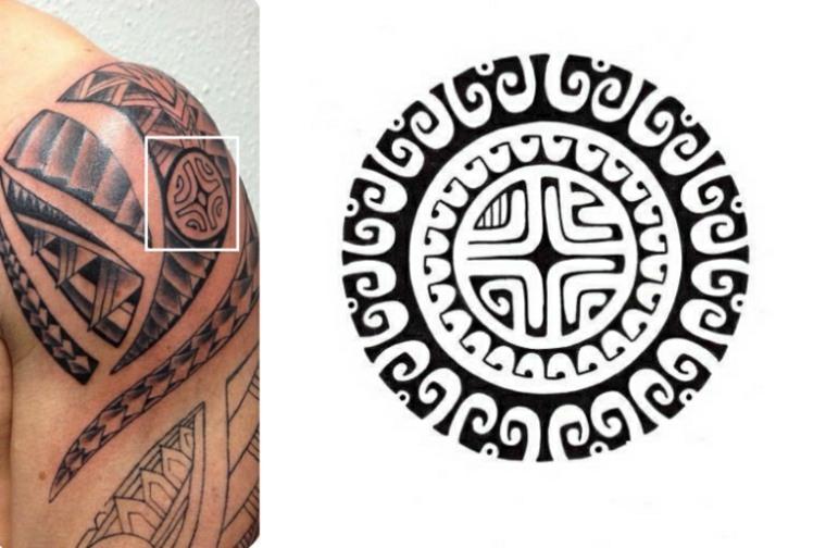 tatuajes polinesios disenos