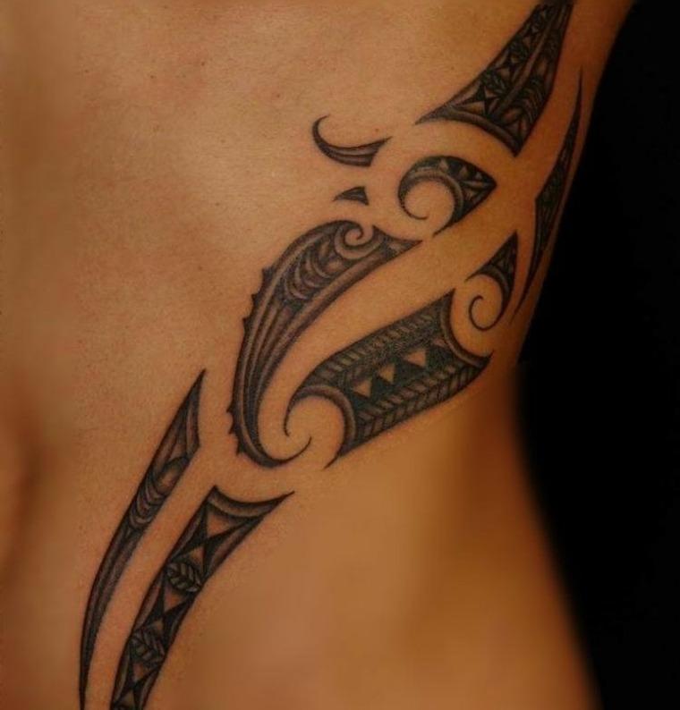 tatuajes polinesios significado disenos