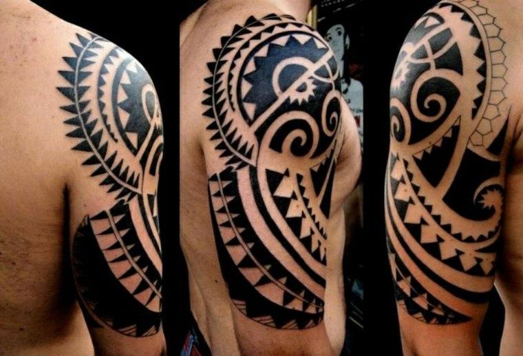 tatuajes polinesios significado simbolos