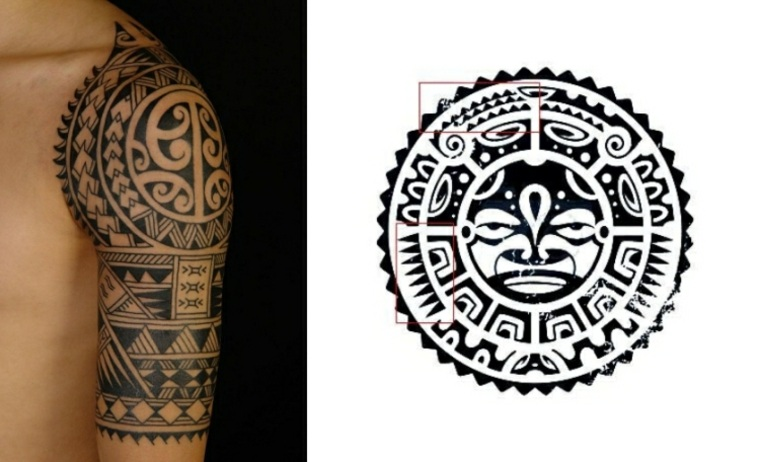 tatuajes polinesios simbolos significados