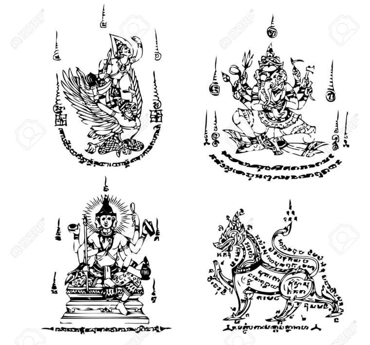 tatuajes-tailandeses-dioses-ideas