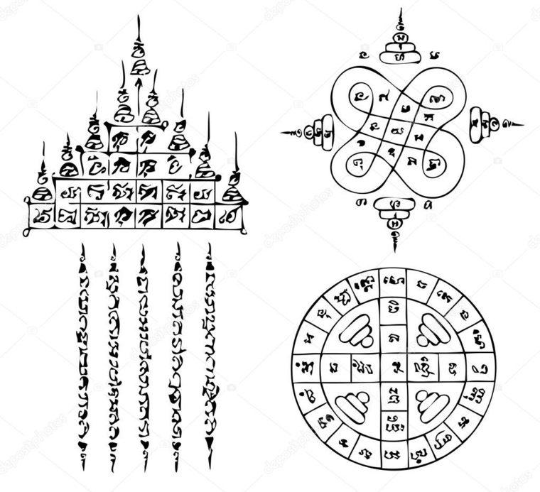 tatuajes-tailandeses-opciones-originales-diseno