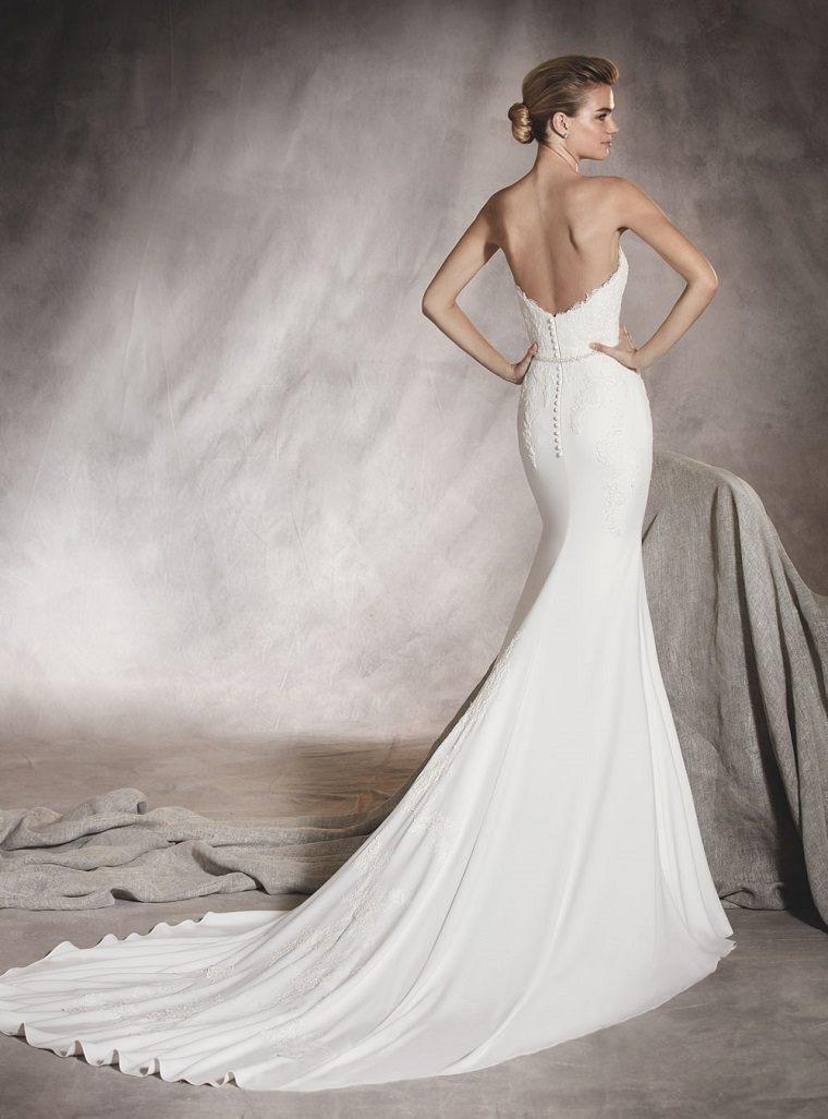 vestido novia-pronovias-coleccion-luv-bridal