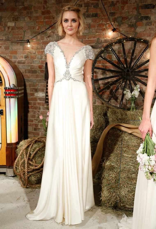 vestidos-para-bodas-tendencias-escote-V-Jenny-Packham