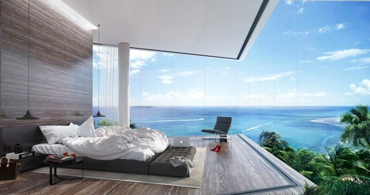 habitación vistas
