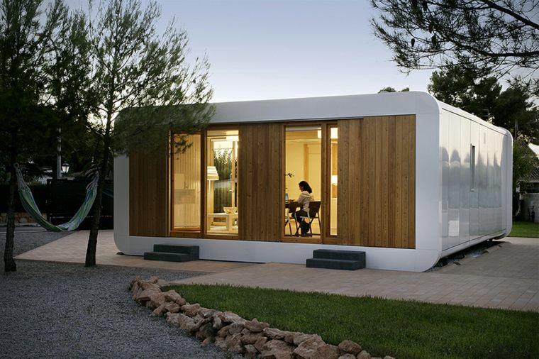viviendas modulares pequeñas-modernas