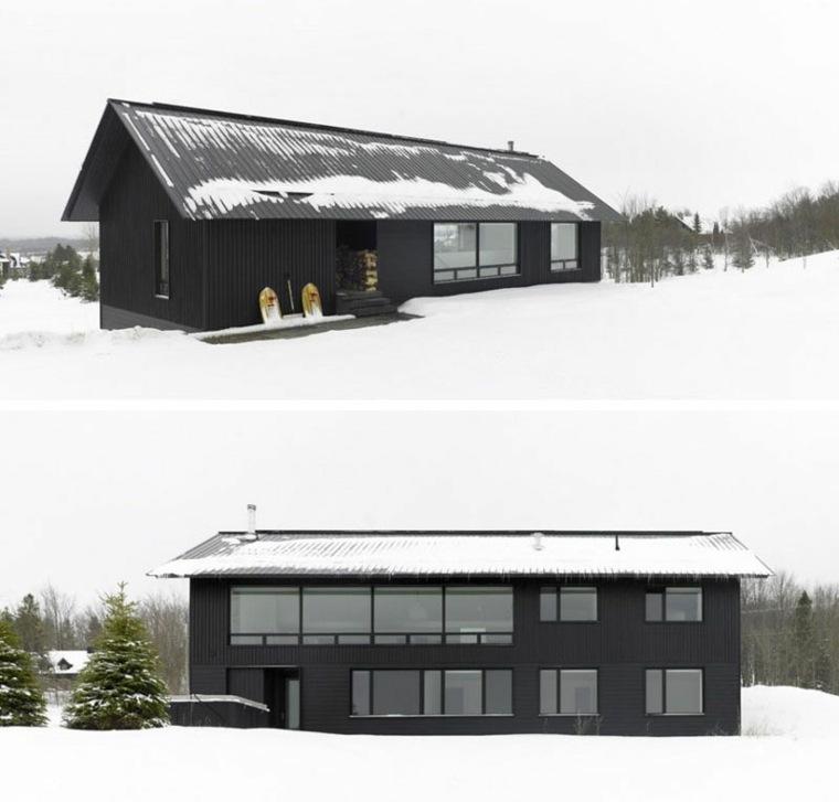 ejemplos de fachadas
