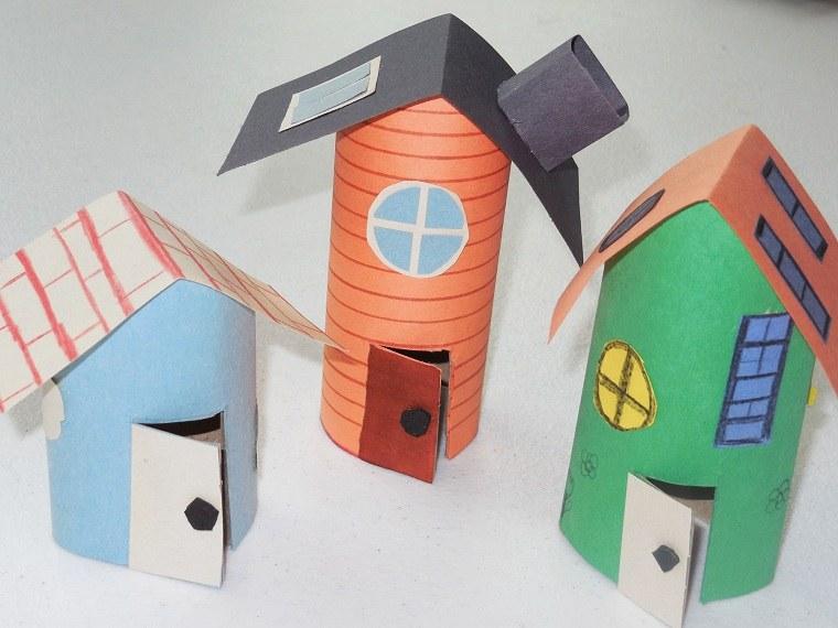 actividades-para-ninos-casita-papel