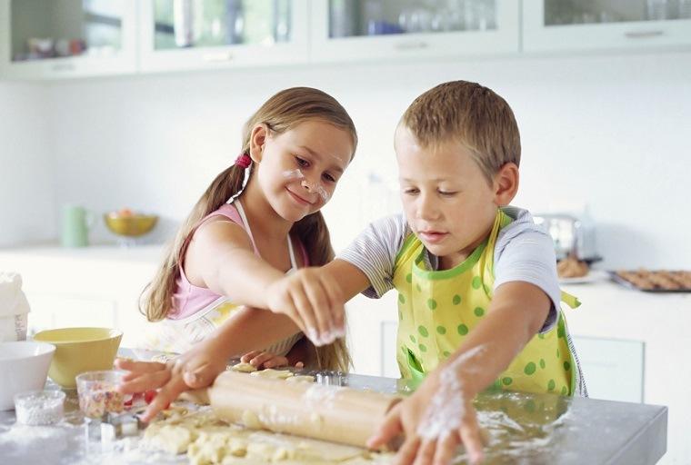 actividades para niños-cocinando-ideas