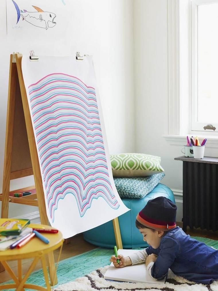 actividades para niños-opciones-lines-finas