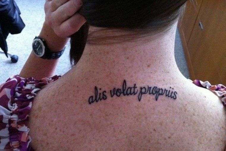 frases cortas en latín para tatuajes