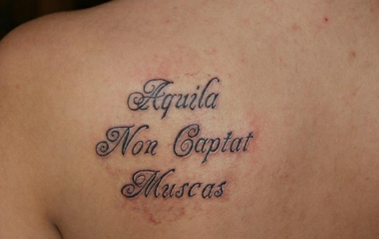 frase corta en latín para tatuaje