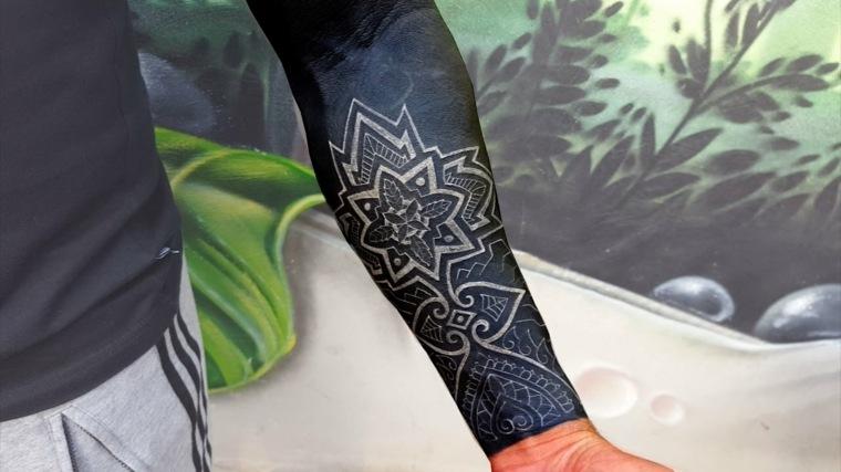 Disenos De Tatuajes Con Tinta Blanca Ventajas Y Desventajas