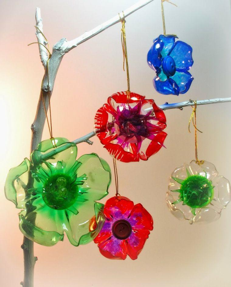 flore de plástico