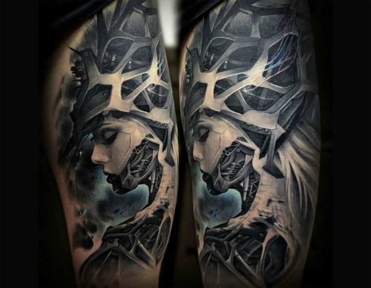 original diseño de tatuaje
