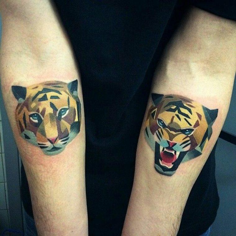 estupendos tatuajes de animales