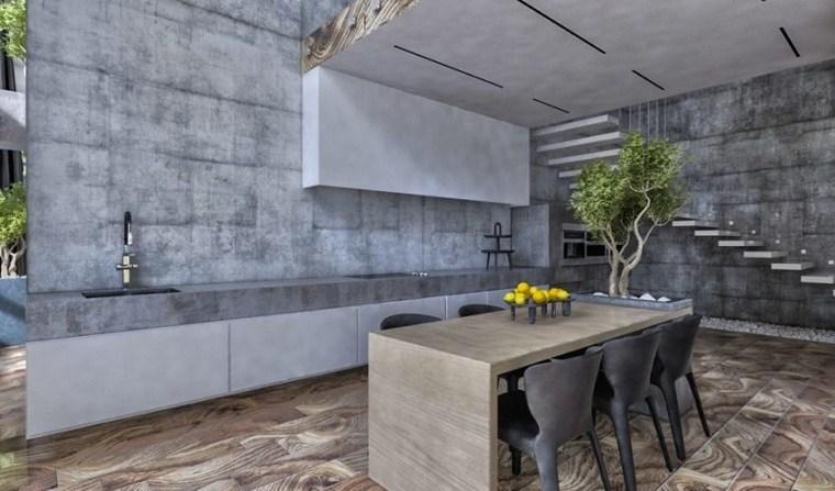 casa-diseno-moderno-cocina-Elena-Lapshina