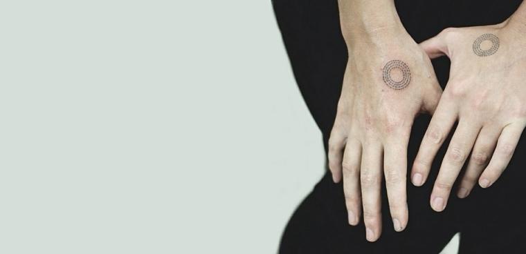 ideas para tatuajes diminutos