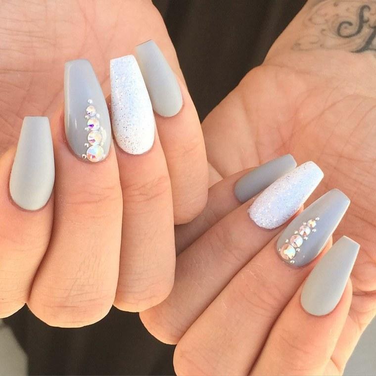 Diseños de uñas las tendencias modernas para el 2017 -