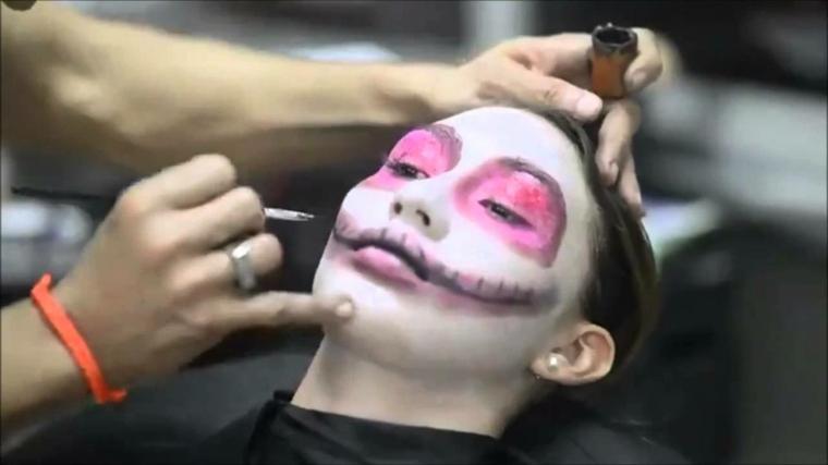 como maquillajar en halloween