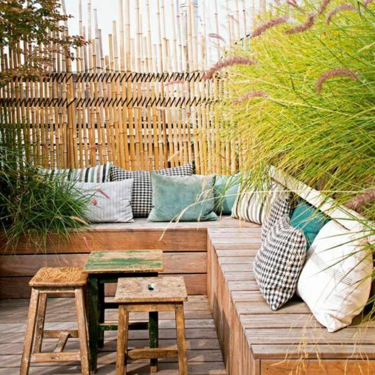 ideas para terrazas