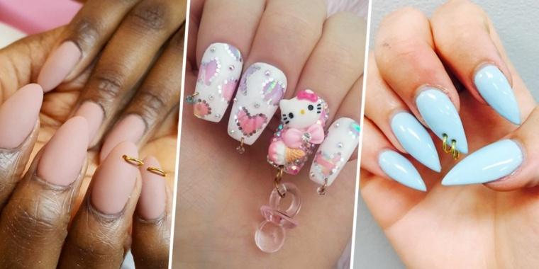 diseños de uñas decoracion-unas-opciones-originales-estilo
