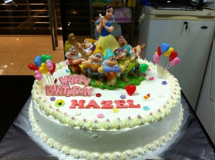 decoraciones de tortas inspiradas cuentos