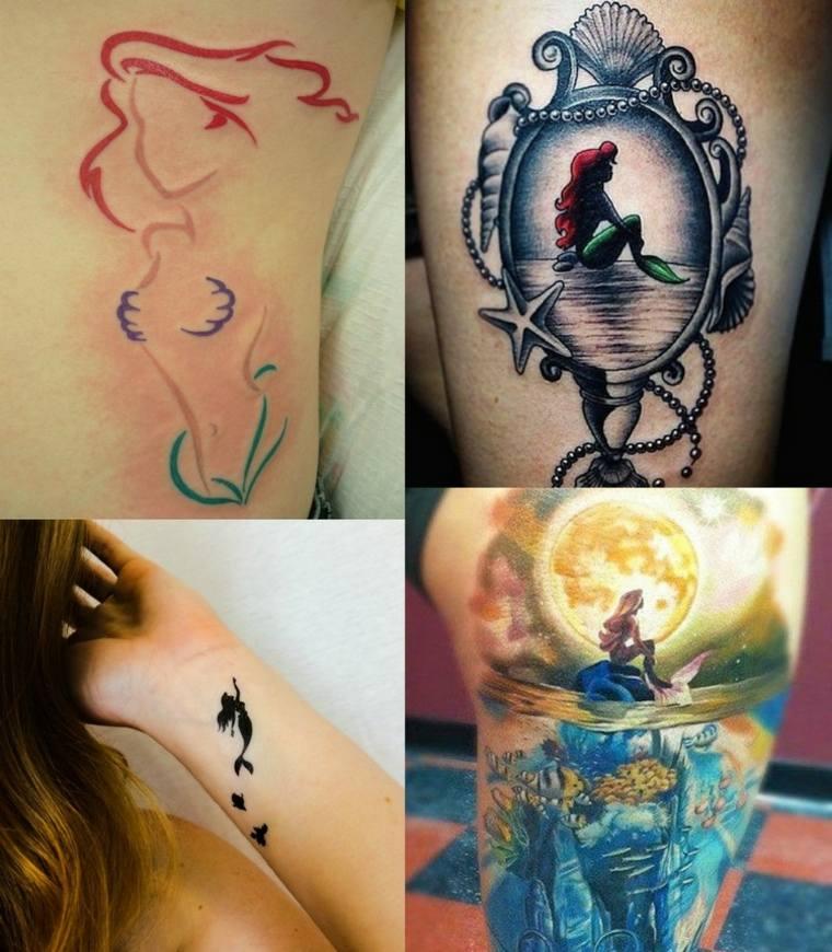 dibujos de tatuajes disney brazo