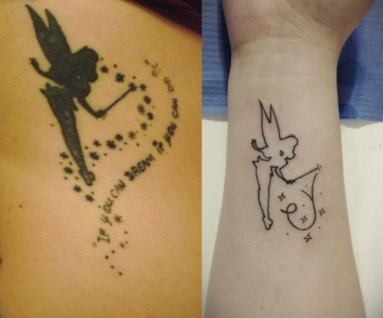dibujos de tatuajes disney brazos