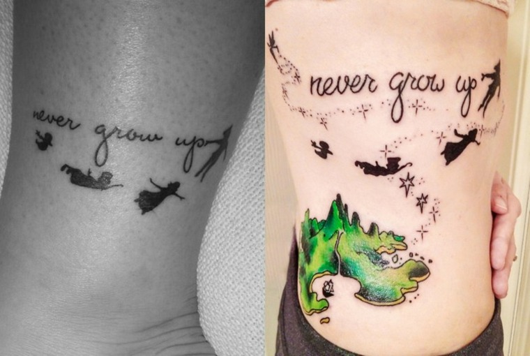 dibujos de tatuajes disney mujeres