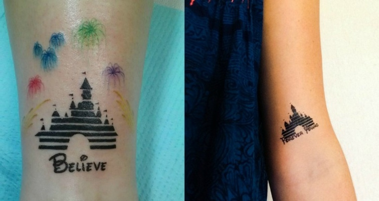 dibujos de tatuajes disney originales