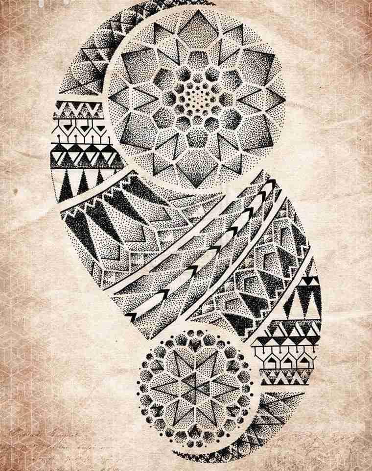 Tatuajes maores significado e ideas inspiradoras