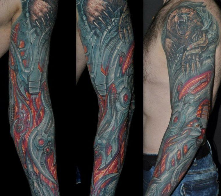 tatuajes originales para hombre