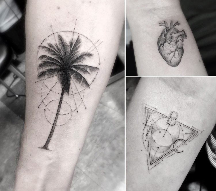 disenos-de-tatuajes-geometricos-filigrana-dr-woo-palmera-corazon-opciones