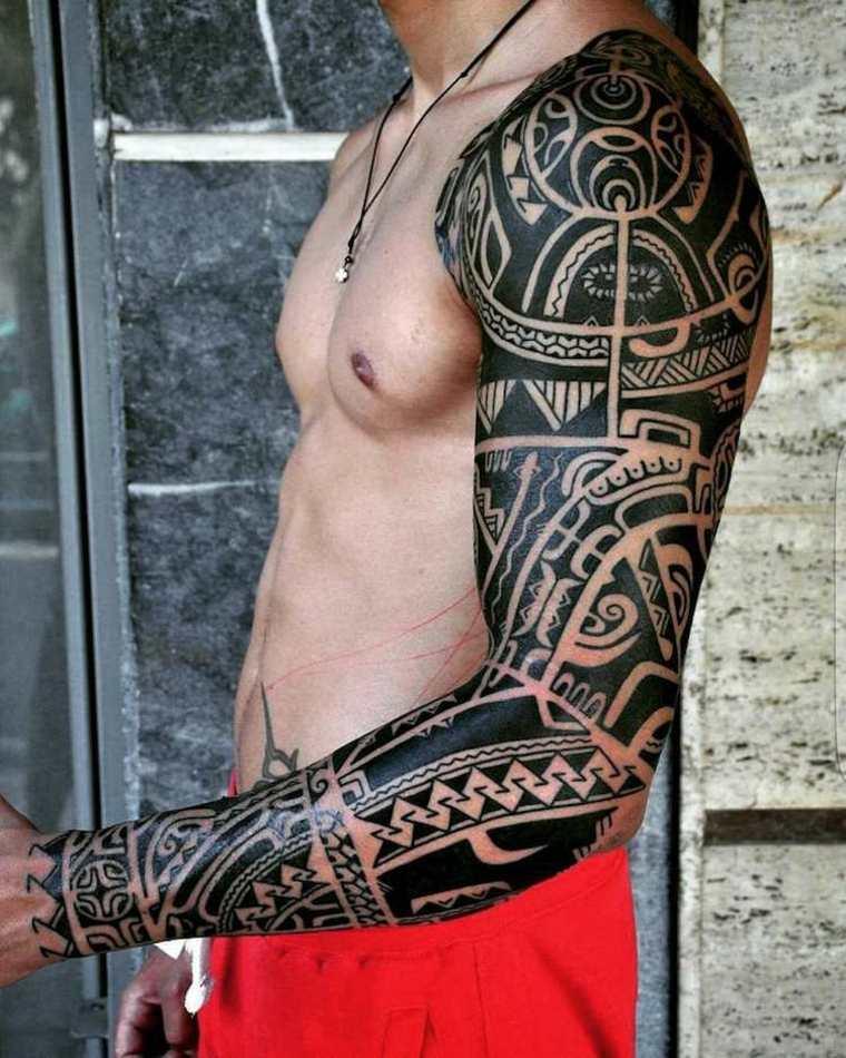 originales tatuajes para hombres