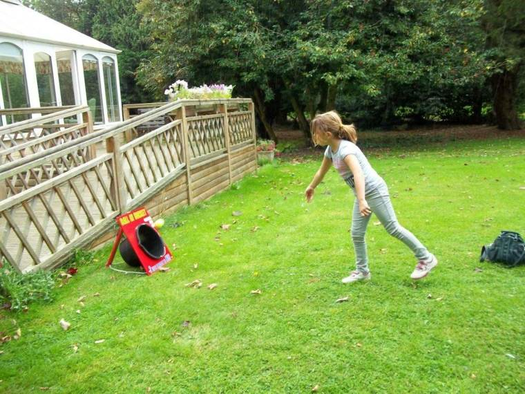 divertidos juegos jardines