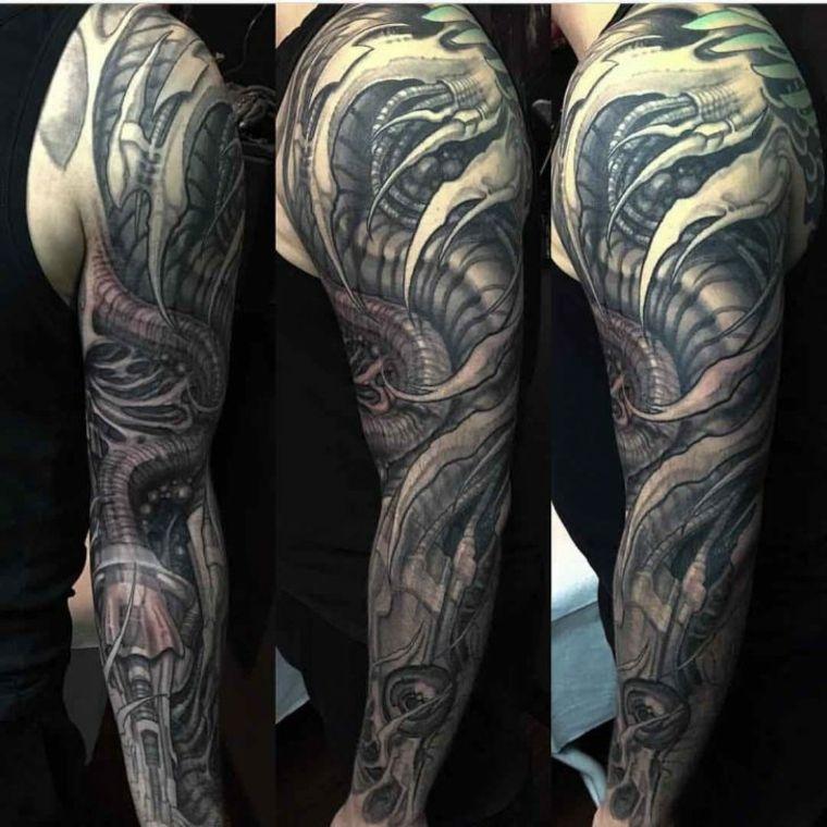 tatuajes originales en 3d